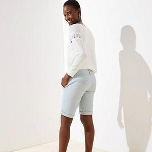 Loft Ann Taylor Bermuda Shorts